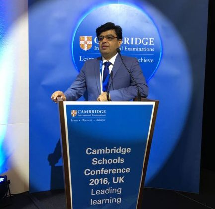 Cambridge Schools Conference