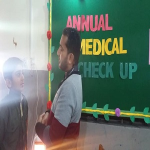 Annual Medical Checkup